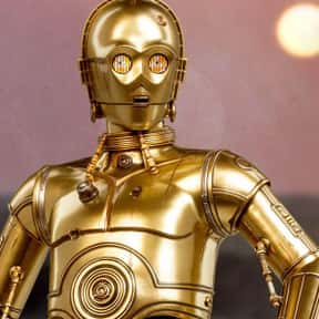 C-3PO is listed (or ranked) 11 on the list The Cutest Robots In Movies And TV, Ranked