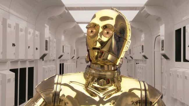 C-3PO is listed (or ranked) 3 on the list Which 'Star Wars' Character Are You, According To Your Zodiac Sign?
