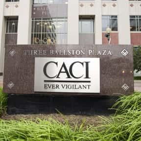CACI is listed (or ranked) 6 on the list Companies Headquartered in Virginia