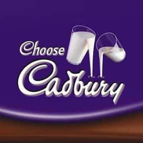 Cadbury is listed (or ranked) 6 on the list The Best Chocolate Companies