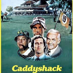 Caddyshack is listed (or ranked) 10 on the list The Absolute Funniest Movies Of All Time