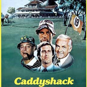 Caddyshack is listed (or ranked) 4 on the list The Funniest '80s Movies
