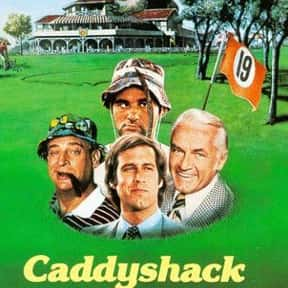 Caddyshack is listed (or ranked) 1 on the list The Funniest Movies About Sports