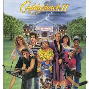 Caddyshack II is listed (or ranked) 17 on the list The Worst Sequels Of All Time