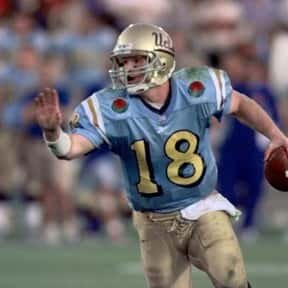 Cade McNown is listed (or ranked) 13 on the list The Best UCLA Football Players of All Time