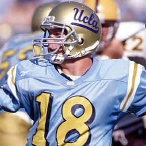Cade McNown is listed (or ranked) 3 on the list The Best UCLA Bruins Quarterbacks of All Time