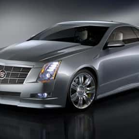 Cadillac CTS is listed (or ranked) 13 on the list The Best Inexpensive Cars You'd Love to Own