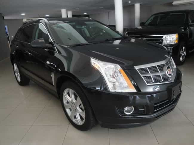 Cadillac Srx Is Listed Or Ranked 2 On The List Best Cars For