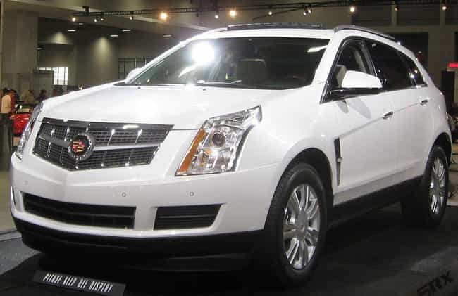 Cadillac SRX is listed (or ranked) 2 on the list The Best Cars for Senior Citizens