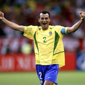 Cafu is listed (or ranked) 21 on the list The Greatest South American Footballers of All Time