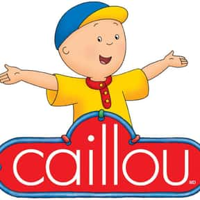 Caillou is listed (or ranked) 9 on the list The Best Cartoonito TV Shows