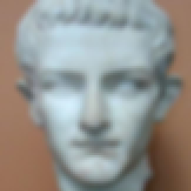 Caligula is listed (or ranked) 7 on the list The 13 Most Historically Important Perverts of All Time