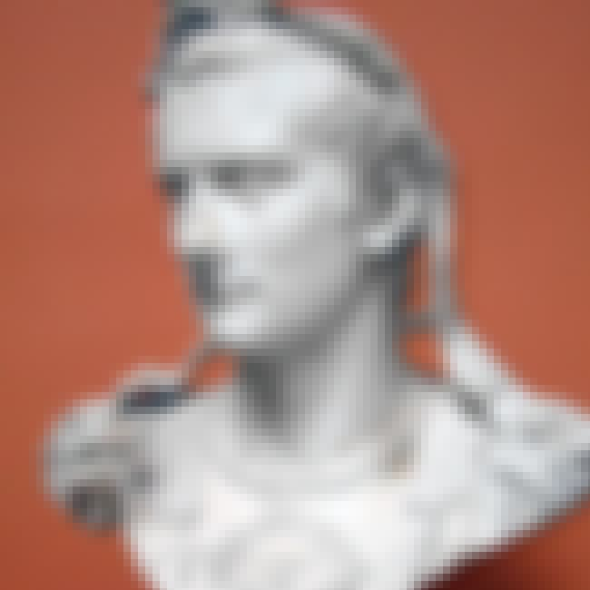Caligula is listed (or ranked) 2 on the list Famous People Who Were Stabbed to Death
