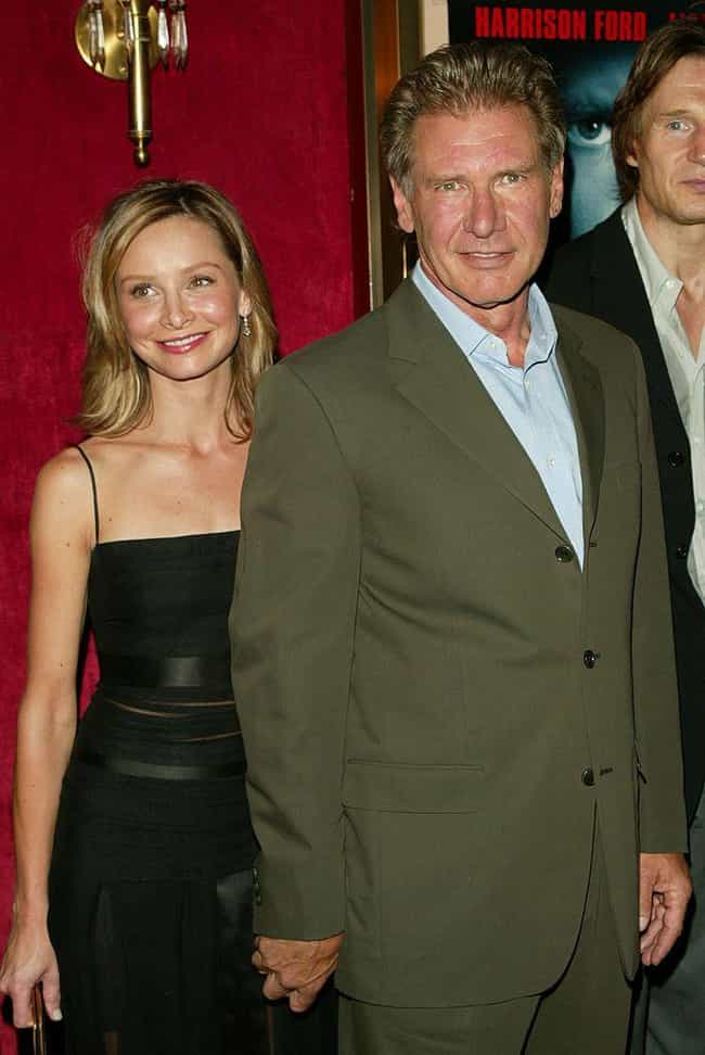 Calista Flockhart is listed (or ranked) 2 on the list Famous Women Who Married Much Older Men