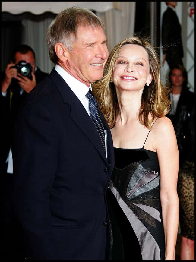 Calista Flockhart is listed (or ranked) 24 on the list 48 Famous Couples with Huge Age Differences