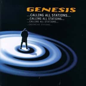 ...Calling All Stations... is listed (or ranked) 7 on the list The Worst Albums by Great Bands