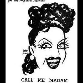 Call Me Madam is listed (or ranked) 4 on the list Irving Berlin Plays List