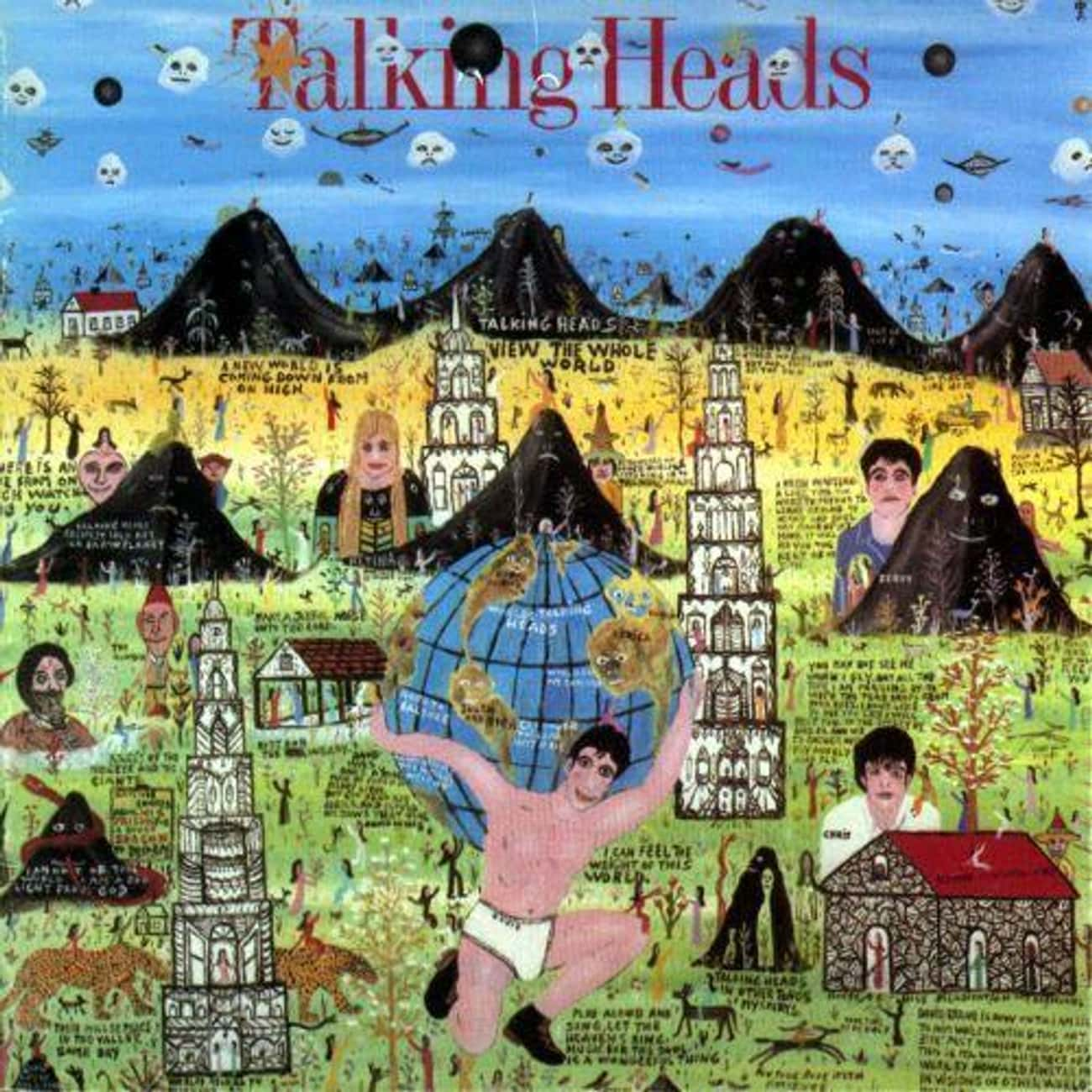 Talking Heads: 'Stay Up Late' is listed (or ranked) 3 on the list Songs With 'Baby' In Them That Are About Actual Babies