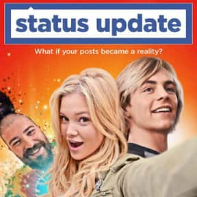 Status Update is listed (or ranked) 7 on the list The Best Teen Movies of 2018
