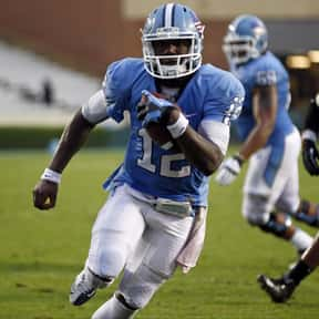 Marquise Williams is listed (or ranked) 1 on the list The Best North Carolina Tar Heels Quarterbacks of All Time