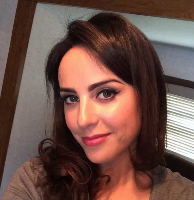 Polly Parsons is listed (or ranked) 3 on the list Beautiful Celebrity Women with Lovely Green Eyes