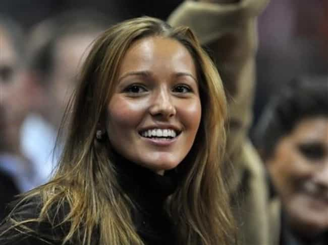 Jelena Ristic is listed (or ranked) 3 on the list The Hottest Tennis Girlfriends and Wives