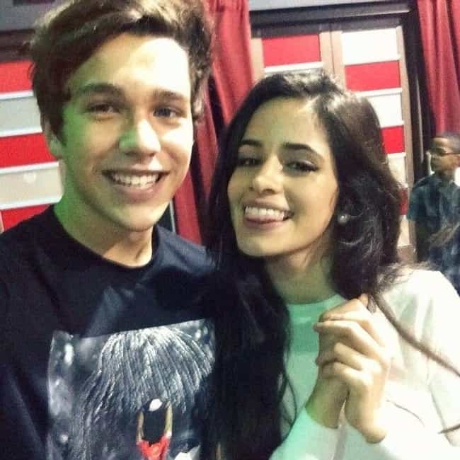 Austin Mahone is listed (or ranked) 4 on the list Camila Cabello Loves And Hookups