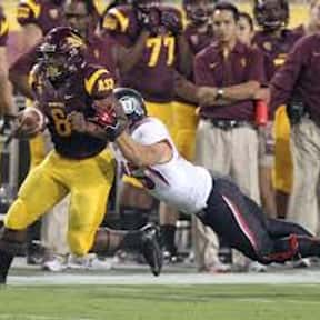 Cameron Marshall is listed (or ranked) 16 on the list The Best Arizona State Sun Devils Running Backs of All Time