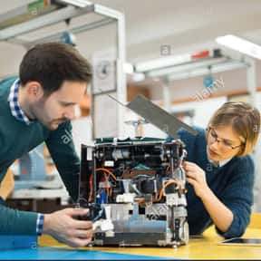 Robotics Engineer is listed (or ranked) 24 on the list The Top Careers for the Future