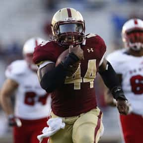 Andre Williams is listed (or ranked) 2 on the list The Best Boston College Eagles Running Backs of All Time