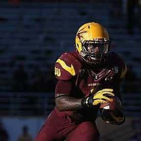 Marion Grice is listed (or ranked) 13 on the list The Best Arizona State Sun Devils Running Backs of All Time
