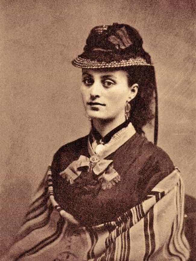 Louisa Earp is listed (or ranked) 3 on the list Beautiful Old Photos Of Life In The Real Wild West