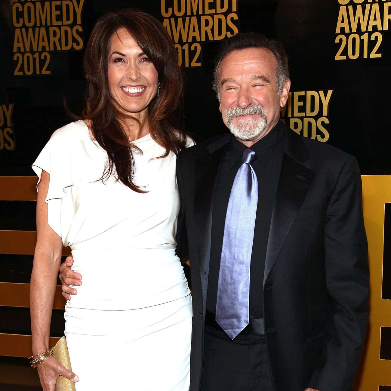 Susan Schneider is listed (or ranked) 1 on the list Robin Williams Loves and Hookups