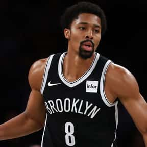 Spencer Dinwiddie is listed (or ranked) 20 on the list The Greatest Brooklyn Nets of All Time