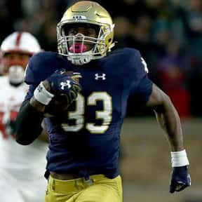 Josh Adams is listed (or ranked) 5 on the list The Best Notre Dame Fighting Irish Running Backs of All Time