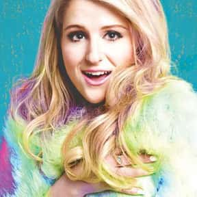 Meghan Trainor is listed (or ranked) 25 on the list People You Want South Park to Make Fun of