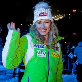 Mikaela Shiffrin is listed (or ranked) 11 on the list The All-Around Best Athletes of 2019