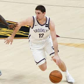 Joe Harris is listed (or ranked) 6 on the list The Best Current NBA Three-Point Shooters