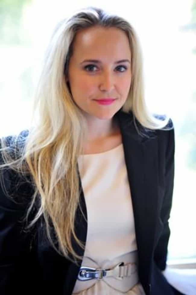 Alexa Von Tobel is listed (or ranked) 3 on the list America's Hottest CEOs