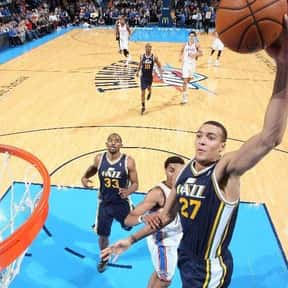 Rudy Gobert is listed (or ranked) 4 on the list The Best Utah Jazz of All Time
