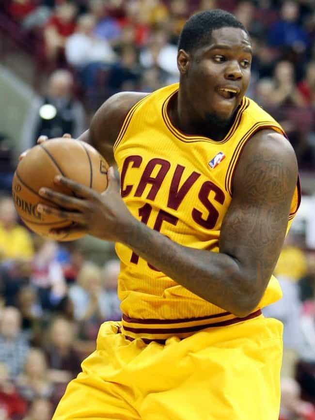 Anthony Bennett is listed (or ranked) 1 on the list The Worst Athletes of 2014