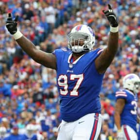 Jordan Phillips is listed (or ranked) 13 on the list The Biggest Players In The NFL Right Now, Ranked