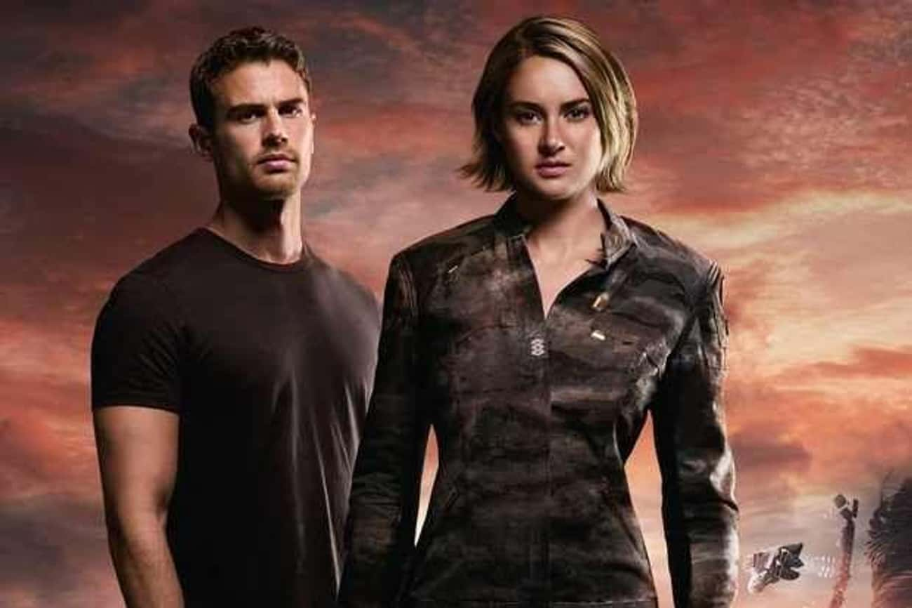 The 'Divergent' Series is listed (or ranked) 2 on the list 20 Books That Deserve Much Better Adaptations Than They Got