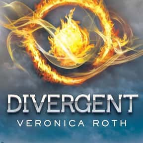 Divergent is listed (or ranked) 4 on the list The Best Young Adult Romance Series