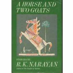 A Horse and Two Goats and Other Stories