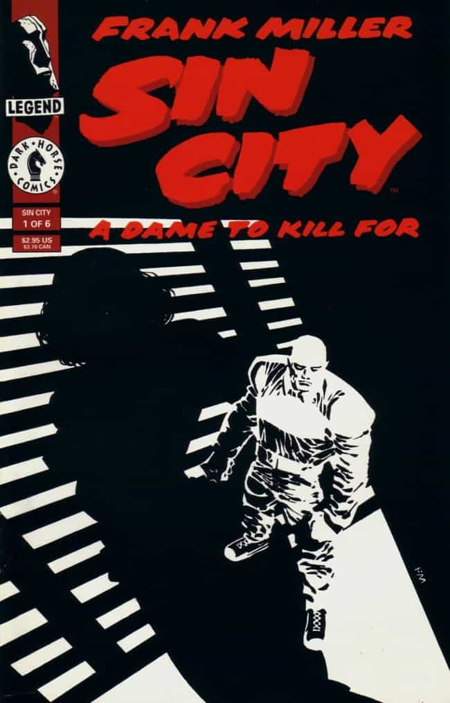 A Dame to Kill For is listed (or ranked) 1 on the list The Best Crime Comics to Ever Hit the Shelves