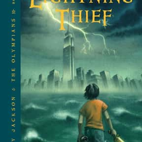 Percy Jackson and the Olympian is listed (or ranked) 3 on the list The Best Young Adult Fantasy Series