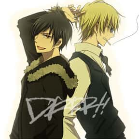 Durarara !! is listed (or ranked) 5 on the list The Best Anime Like Gangsta