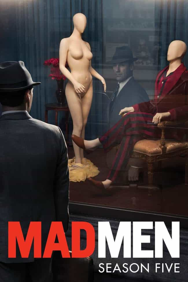Mad Men - Season 5 is listed (or ranked) 2 on the list The Best Seasons of 'Mad Men'