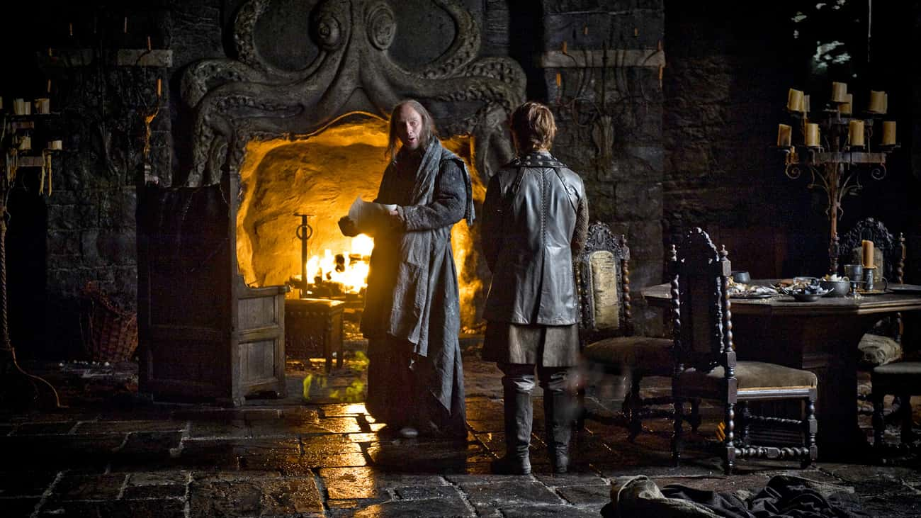 """Episode 2 """"The Night Lands is listed (or ranked) 2 on the list Game of Thrones Season 2 Recap"""